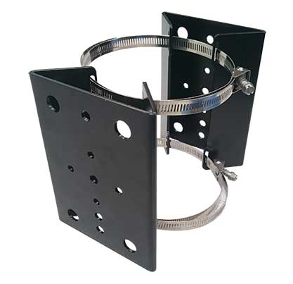GJD Pole Mount Bracket Double