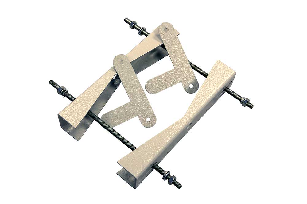 GJD Pole Mount Clamp